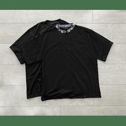 Pack doble camisetas oversize Treino