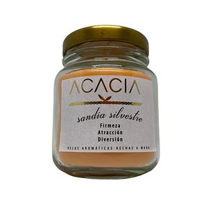 Vela Artesanal Sandia Pepino 130 ml