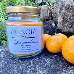 Vela Artesanal Mandarina 130 ml