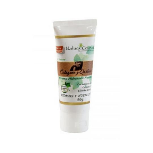 Crema Hidratante Nutritiva de Colágeno y Elastina 60 g