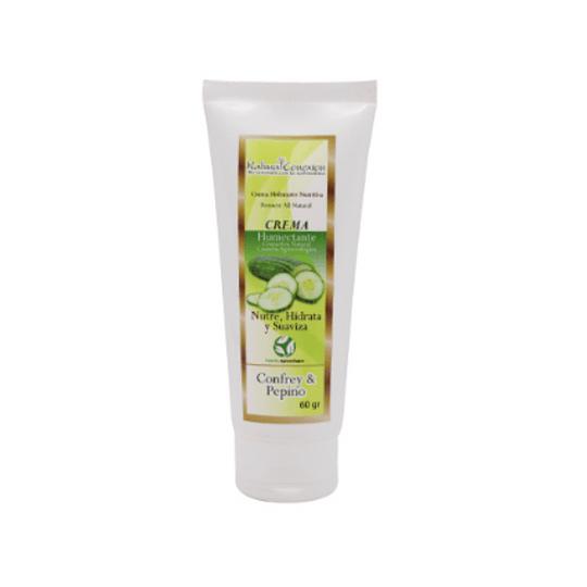 Crema Facial de Confrey y Pepino 60 g