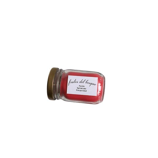 Vela Artesanal Frutos del Bosque 105 ml - Image 2