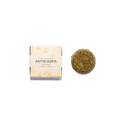 Shampoo Artesanal en barra Anticaspa 115 g