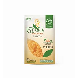 Pasta Fusilli de Maíz 250 g