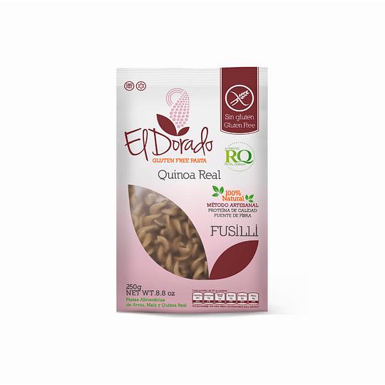 Pasta Fusilli de Quinoa 250 g