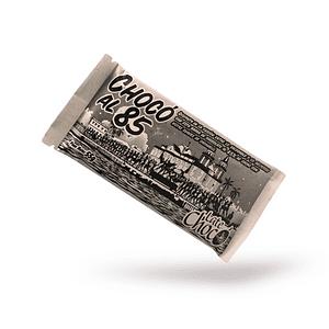 Chocolatina Chocó 85% Cacao 55 g