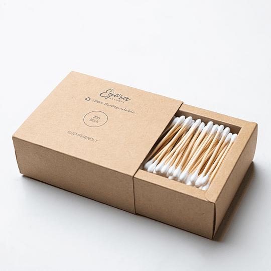 Copitos de Bambú x 200 und