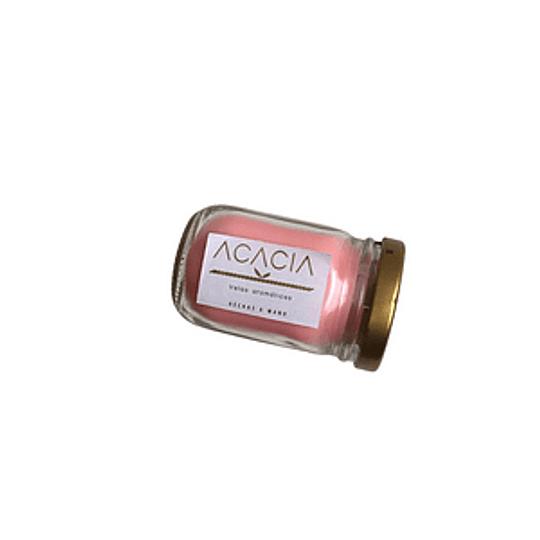 Vela Artesanal Cacao Amartelado 130 ml