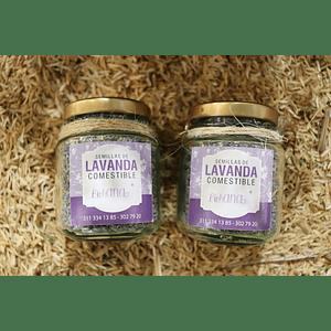 Semillas de Lavanda orgánica comestible x 113 g