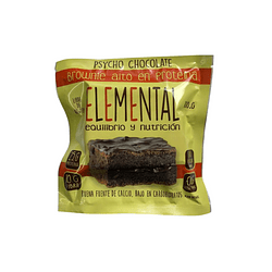 Brownie Chocolate con Proteína 100 g