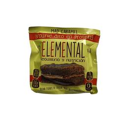 Brownie Caramelo con Proteína 100 g