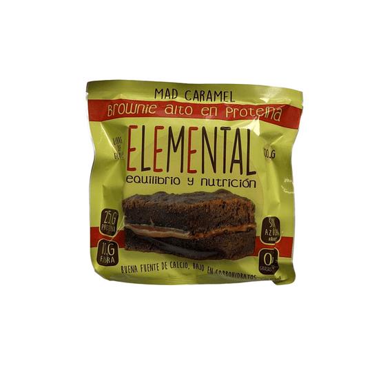 Brownie Caramelo con Proteína 100 g - Image 1