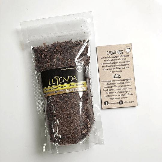 Nibs de Cacao Orgánico 125 g