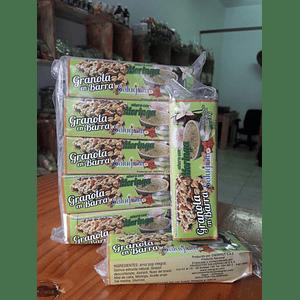 Granola de Cereal en Barra 30 g