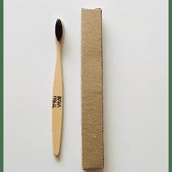 Cepillo de Dientes de Bambú NEGRO