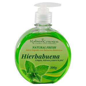 Jabón Líquido Hierbabuena 300 ml