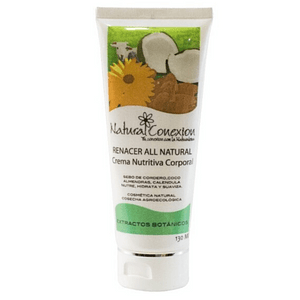 Crema Corporal Caléndula y Aloe Vera 130 ml