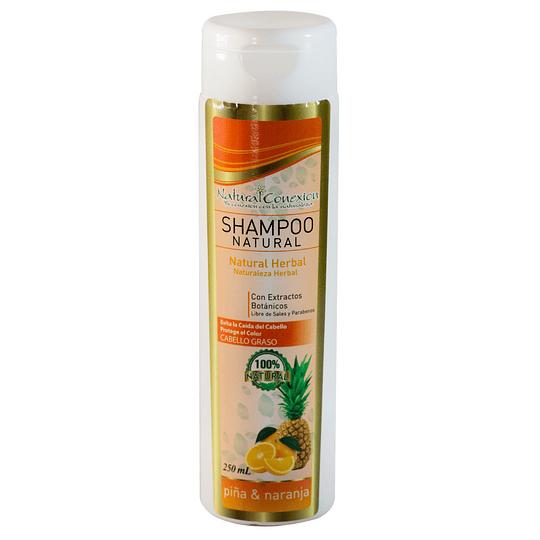 Shampoo de Piña y Naranja 280 ml