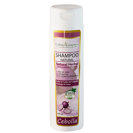 Shampoo de Cebolla 280 ml