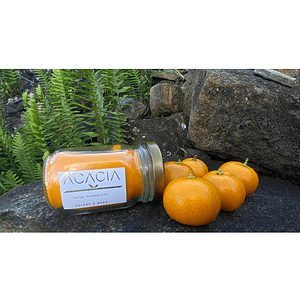 Vela Artesanal Mandarina 105 ml