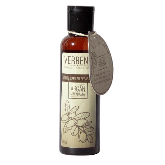 Aceite Capilar Reparador de Árgan y Macadamia 60 ml