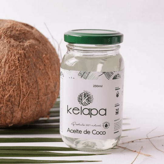 Aceite de coco 230 ml