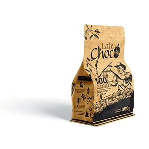 Chocolate de Taza 100% Cacao 300 g