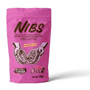 Snacks Nibs de Cacao Chocolate oscuro 70% cacao 100 g