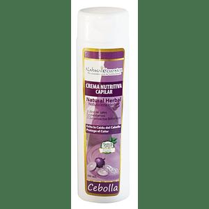 Crema Nutritiva Capilar de Cebolla 280 ml