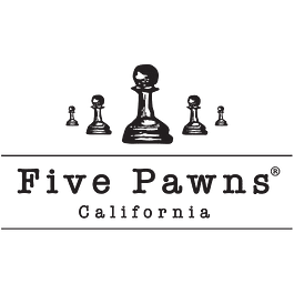 Five Pawns E-Liquid 60ml