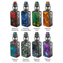 VOOPOO Drag Mini Platinum Edition 117W TC Kit con UFORCE T2
