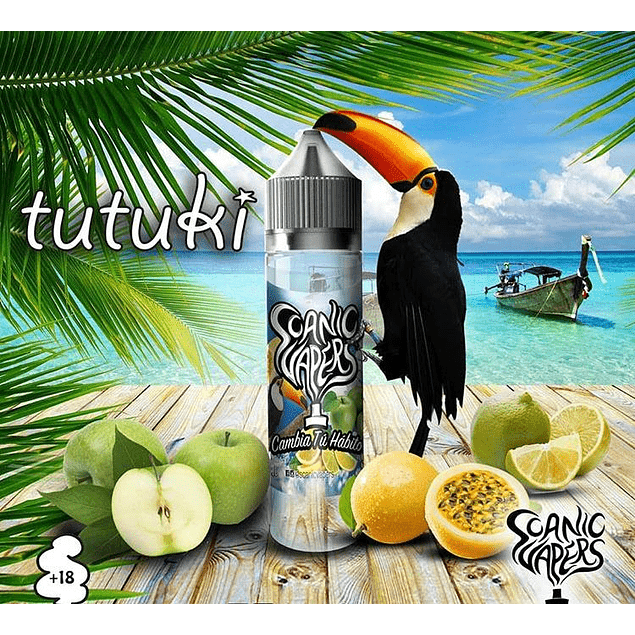 SCANIC E-liquid 50ml