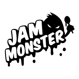 JAM MONSTER E-liquid 100ml
