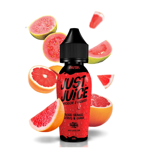 JUST JUICE E-liquid 60ml