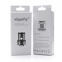 Vapefly Nicolas Coil para Galaxies Kit