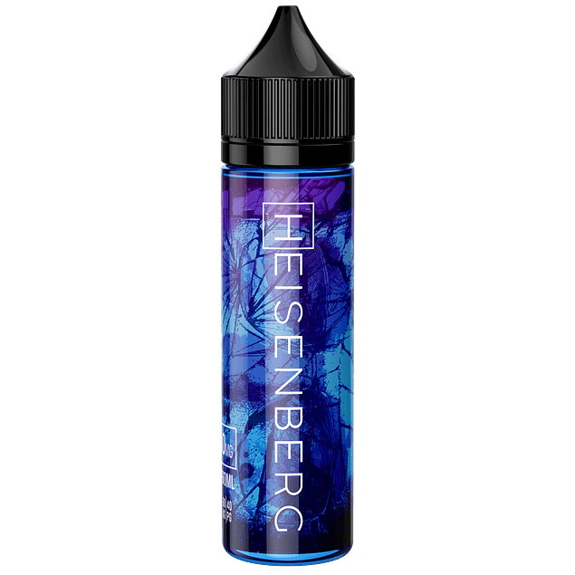 Heisenberg E-Liquid 60ml