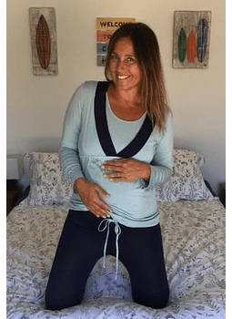 Pijama Alicia Marino