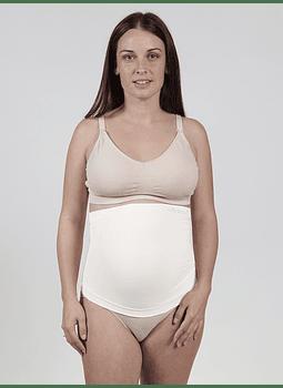 Fajas prenatal blanca