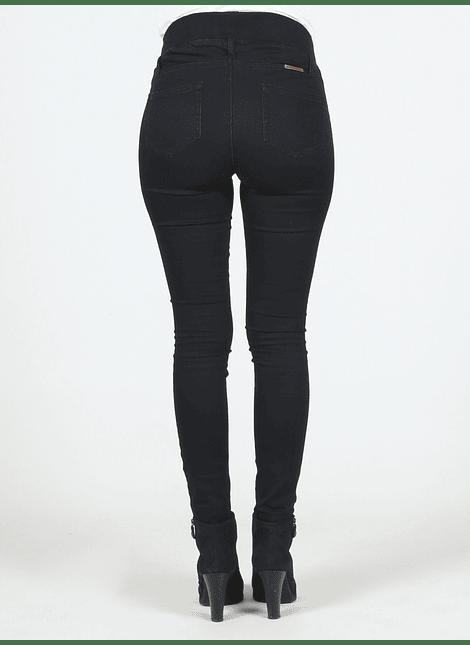 Pantalón negro cintura baja