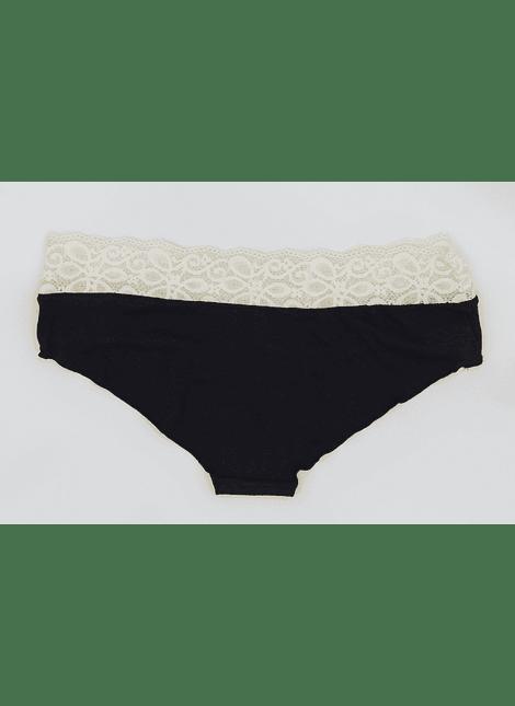 Conjunto sostén maternal y calzón