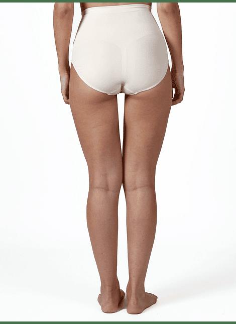 Calzón maternal sin costuras nude