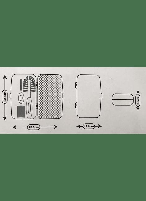 Secador mamaderas portátil