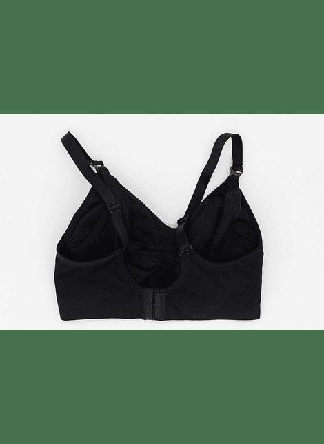 Sosten negro elasticado