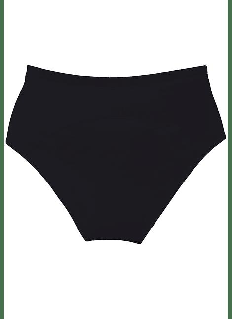 Calzon postparto algodón negro