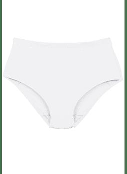 Calzon postparto algodón blanco