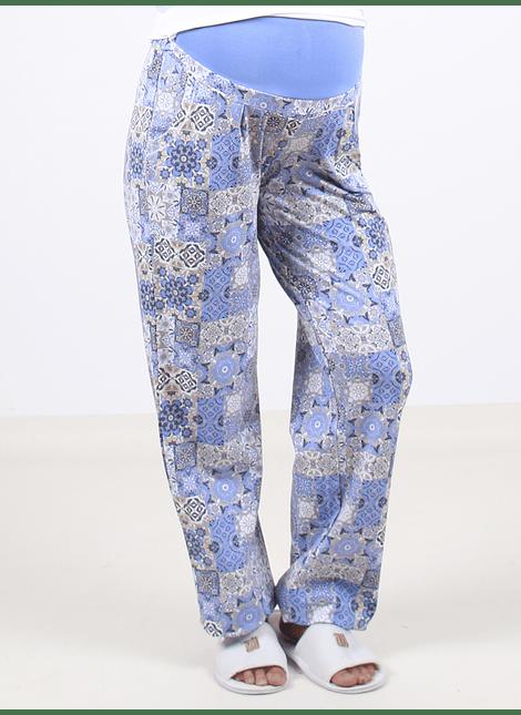 Pantalon Pijama Largo estampado