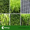 40mm - Pasto sintético verde de 4x25 m2