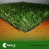 Venta x m2, pasto sintético para jardín, altura 25 mm
