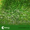 35mm Calidad Media, Pasto artificial para jardines de 4x25 m2