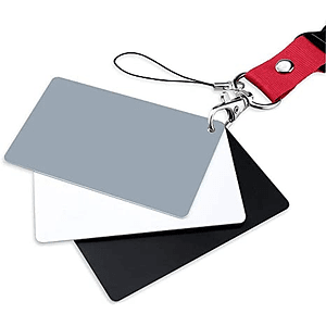 Powerwin PW-K231 Carta de Balance de Gris